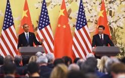 Mỹ - Trung đạt thỏa thuận lịch sử về cắt giảm khí thải