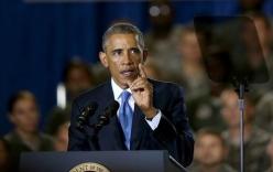 Video : Obama bác bỏ liên minh với Syria để chống IS