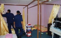 Giải cứu 4 phụ nữ Việt Nam bị lạm dụng tình dục tại Malaysia