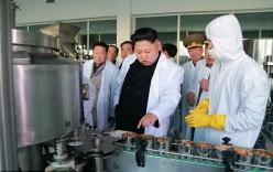 Kim Jong Un lại khiến báo phương Tây suy đoán về cân nặng