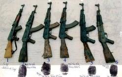 Đồn Biên phòng mất 6 súng AK: Hành trình 7 năm phá án