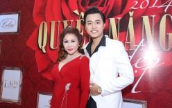 Khoảnh khắc hạnh phúc của Vũ Hoàng Việt và người tình Thúy Hoàng