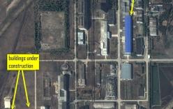 Ảnh vệ tinh Mỹ tiết lộ Triều Tiên chuẩn bị làm bom hạt nhân