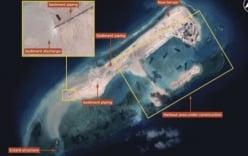 """Trung Quốc xây """"căn cứ radar"""" tại Trường Sa"""