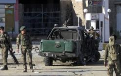 Afghanistan: Đánh bom liều chết sân bóng chuyền, hơn 100 người thương vong