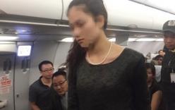 Đánh ghen trên máy bay: