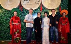"""Dàn sao Việt nổi bật  trong """"Đêm dạ tiệc áo dài"""" của Mr. Đàm"""