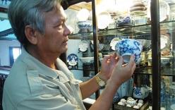Kho đồ cổ hàng trăm tỉ đồng của đại gia Việt