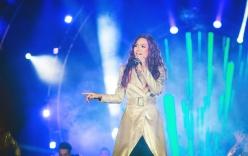 Mỹ Tâm tự tin thể hiện ca khúc từng hát sai lời trước hàng nghìn khán giả