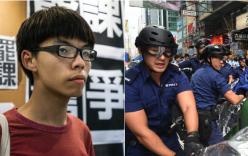 Thủ lĩnh sinh viên Hong Kong bị bắt giữ