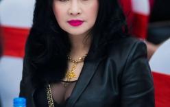 Thanh Lam lên chức bà ngoại ở tuổi 45