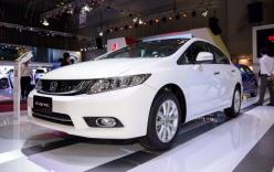 Honda Việt Nam chính thức bán Civic 2015