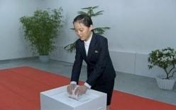 KCNA công bố chức vụ cấp cao của em gái ông Kim Jong Un