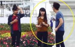 Clip: Chàng trai tán gái theo phong cách BLV Tạ Biên Cương