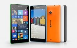 Microsoft Lumia 535 bản 2 SIM ra mắt tại Việt Nam giá 3,5 triệu đồng