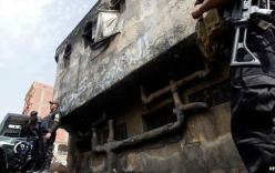 Ai Cập tuyên án tử hình 188 người vì sát hại 11 cảnh sát