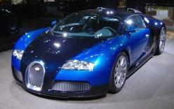 Video : Bugatti Veyron so tài máy bay chiến đấu