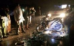 Tai nạn xe máy, 3 thanh niên cùng xóm tử vong