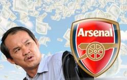 Bầu Đức sẽ tái khởi động thương vụ mua Arsenal?