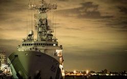 Nhật Bản sở hữu tàu tuần tra lớn nhất thế giới