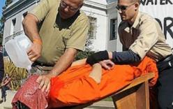 CIA bị tố tra tấn tù nhân