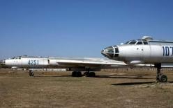 """5 máy bay quân sự Trung Quốc """"vờn"""" căn cứ Guam của Mỹ"""