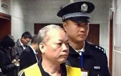 Tham nhũng 65 triệu USD, một quan lớn Trung Quốc nhận án tử hình