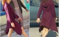 """Afghanistan sốc vì thiếu nữ """"đầu trần chân đất"""" xuất hiện trên phố"""