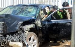 Vụ xe BMW tông chết hai dân quân: Xuất hiện manh mối mới