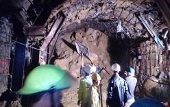 Hiện trường vụ sập hầm thủy điện 11 người mắc kẹt
