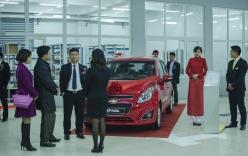 GM Việt Nam khai trương showroom Chevrolet Hà Nội