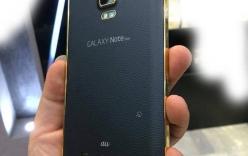 Samsung Galaxy Note Edge mạ vàng xuất hiện tại Việt Nam