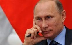 Tổng thống Putin tiếp tục là