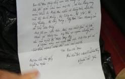 Sập hầm thủy điện, 12 người mắc kẹt: Viết thư tay chuyển các nạn nhân