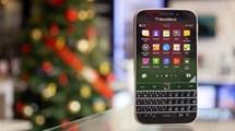 Trên tay chiếc BlackBerry Classic đầu tiên về Việt Nam