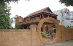 Nhà gỗ bạc tỷ của các lão nông Việt