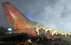 Phi công làm cháy máy bay khiến 44 người chết bị bỏ tù