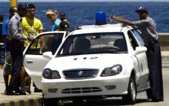 Cuba ngập tràn xe hơi Trung Quốc