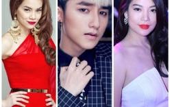 Những sao Việt để lại dấu ấn nhất trong showbiz năm 2014