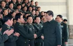 Tập Cận Bình thay 40 chỉ huy cấp cao để