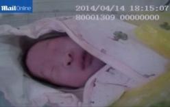 Bé sơ sinh còn nguyên dây rốn bị bỏ rơi trong bồn cầu được cứu
