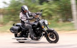 Motor Keeway : Mang chất cơ bắp quay lại Việt Nam