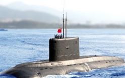 Tàu ngầm Trung Quốc suýt