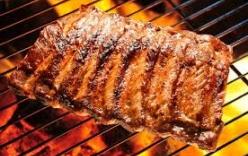 Cách hạn chế tác hại khi ăn thịt nướng