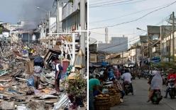 Chùm ảnh: Thảm họa sóng thần Ấn Độ Dương sau 10 năm nhìn lại