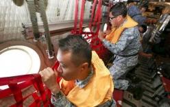 Một ngư dân đã phát hiện mảnh vỡ QZ8501 ngay hôm máy bay mất tích