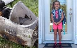 Bé gái 7 tuổi một mình sống sót kỳ diệu sau tai nạn máy bay