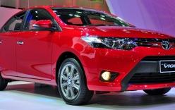 Những chiếc xe đắt khách nhất Việt Nam năm 2014