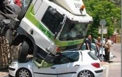Những tai nạn kinh hoàng nhất được quay từ camera hành trình