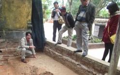 Phát hiện dấu tích hành cung Lỗ Giang thời Trần tại Thái Bình